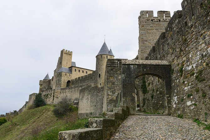Private 2-hour Walking Tour of Carcassone with official tour guide