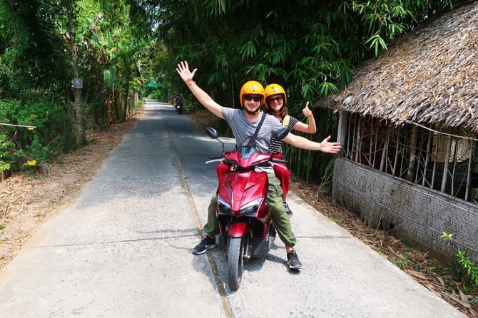Full-Day Tour in Can Tho Explore Mekong on 2 Wheels