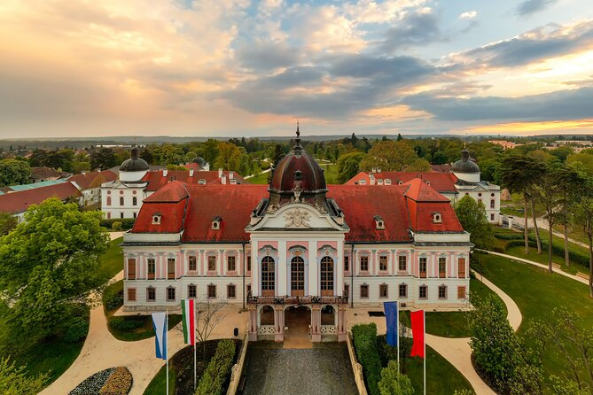 Budapest Godollo Palace Royal 'Sissi' Residence Half-Day Tour
