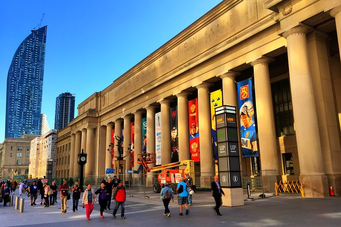 Financial District and City Halls: An audio tour of Toronto's seminal buildings