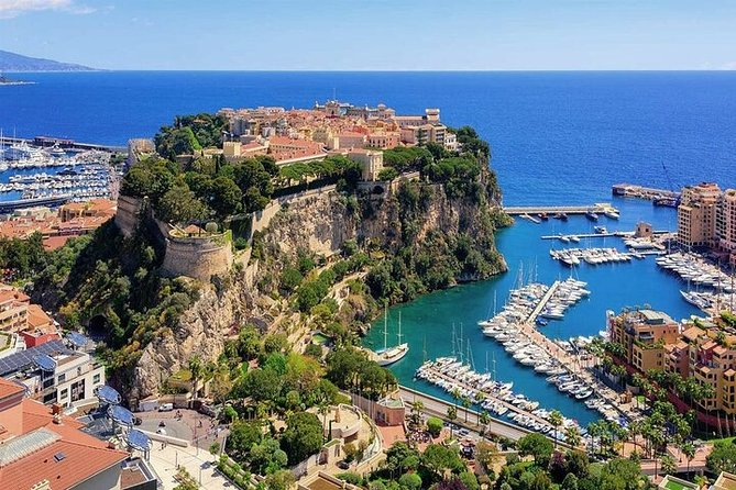 The best of French Riviera Full-Day from Monaco Small-Group Tour