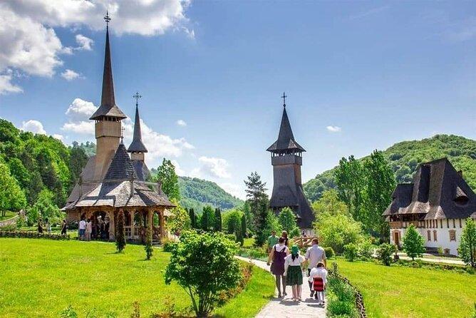 Private Tour : Bucovina,Maramures & Transylvania From Bucharest