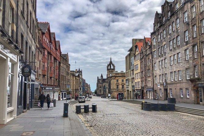 Old Edinburgh Walking Tour