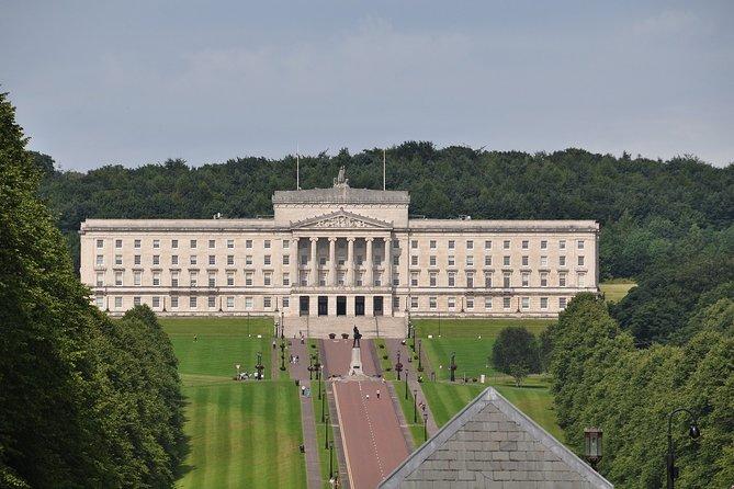 Belfast Private Walking Tour