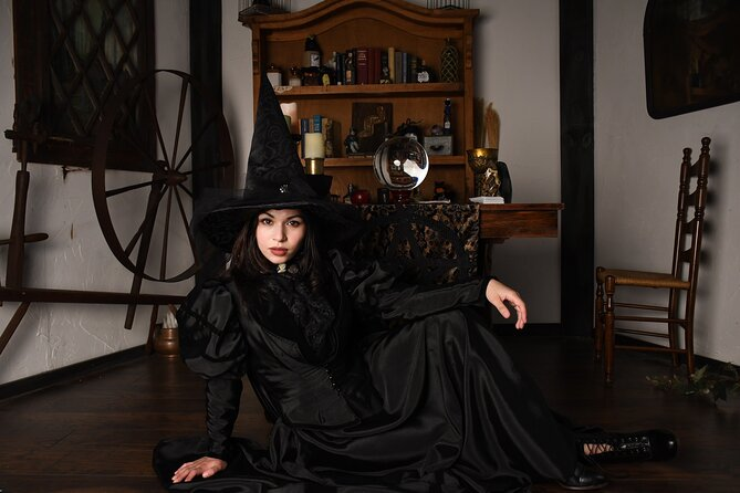 Witch Cottage Photo Shoot