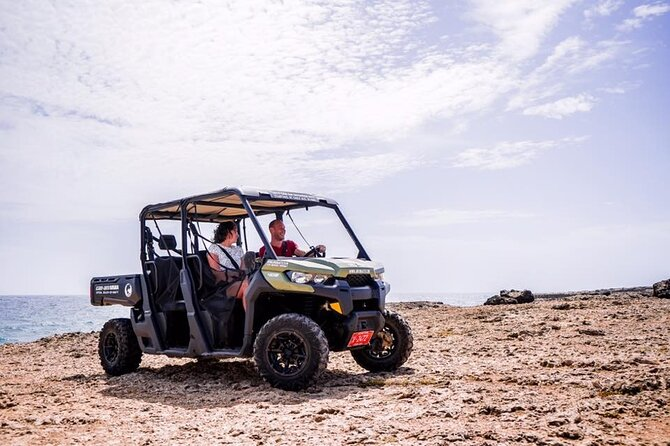 Self Guided Off-road Utv Tour (4-seat) (No acces to the national park)