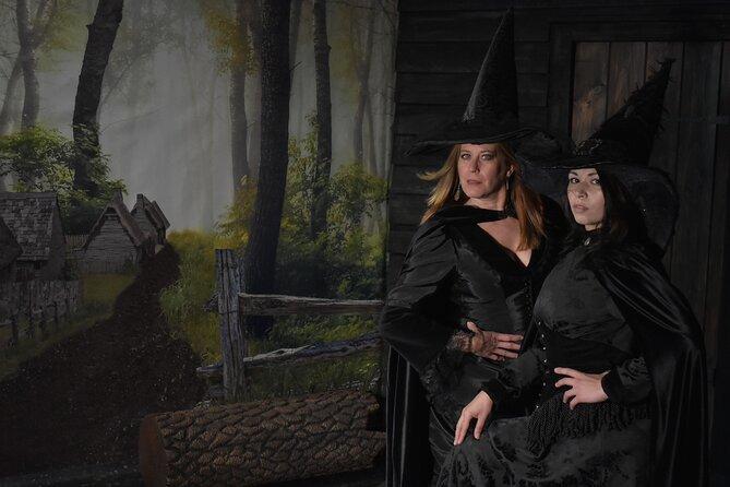 Olde Salem Village Witch Photo Shoot
