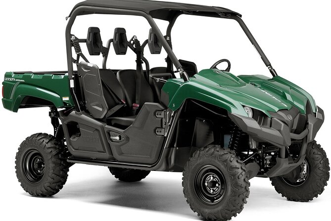 Self Guided Off-road Utv Tour (3-seat) (No acces to Arikok National park)