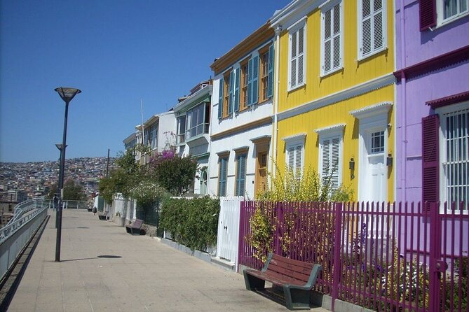 World Heritage Walking Tour in Valparaiso
