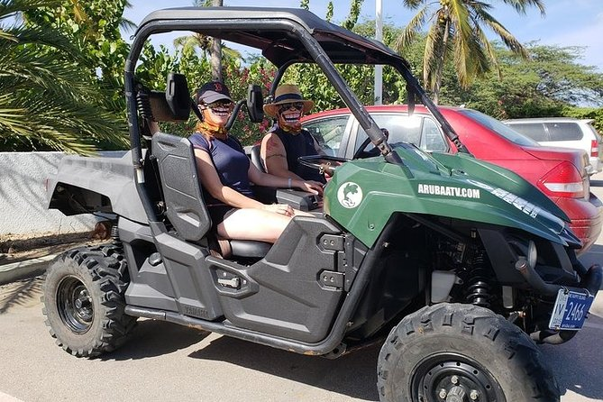 Self Guided Off-road Utv Tour (2-seat) (No acces to the national park)