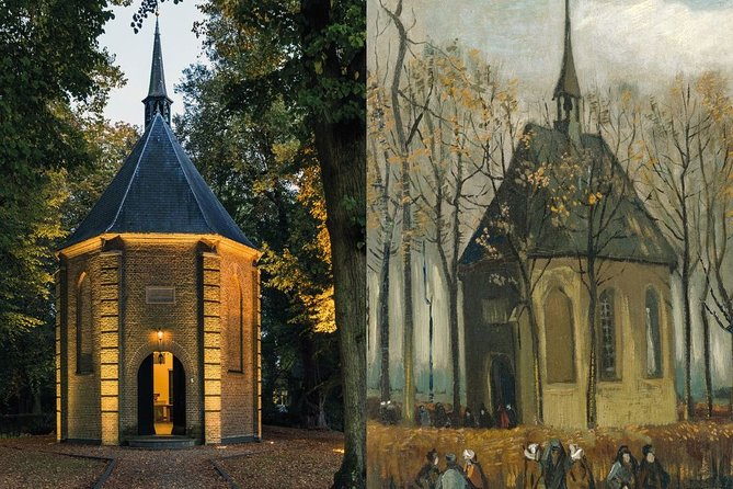 Meet 'Vincent van Gogh' - Day Tour from Amsterdam