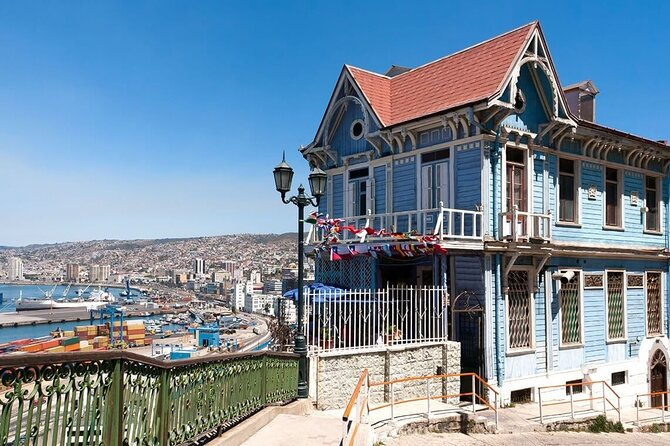 Gastronomic Tour in Valparaiso
