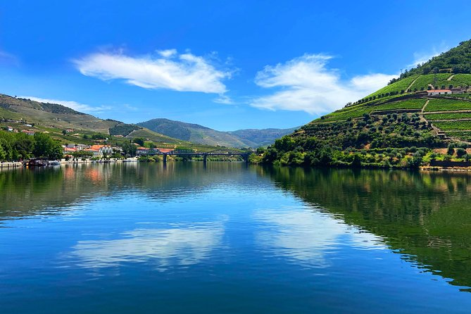 Private luxury yacht charter to Douro Valley with lunch and wine tasting