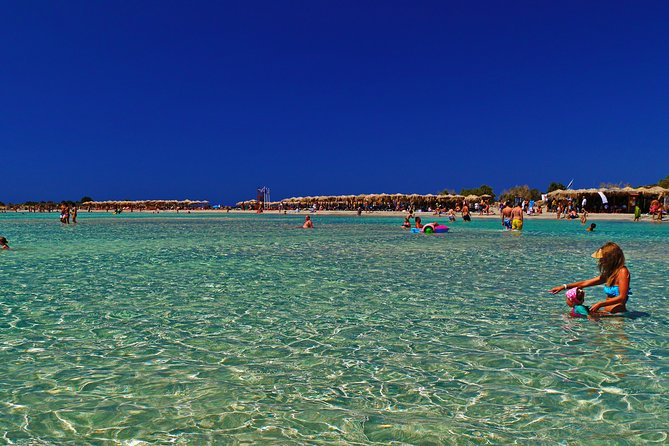 All inclusive full day trip to Elafonisi-Falasarna-Vouves from Chania