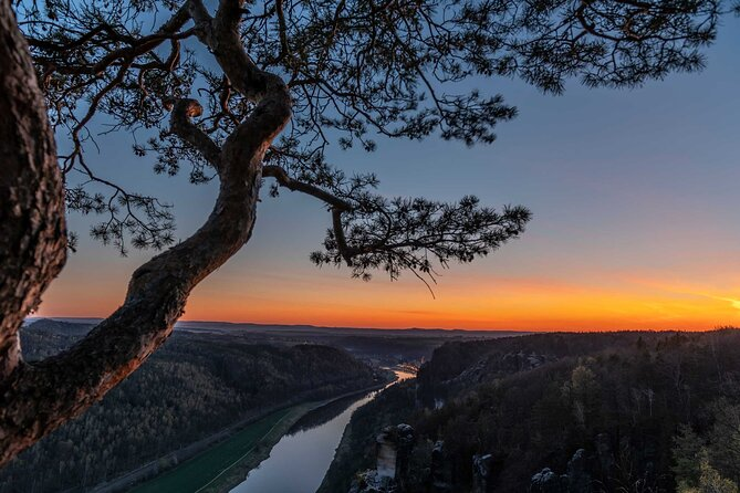 Winterland Tour to Bohemian and Saxon Switzerland from Dresden