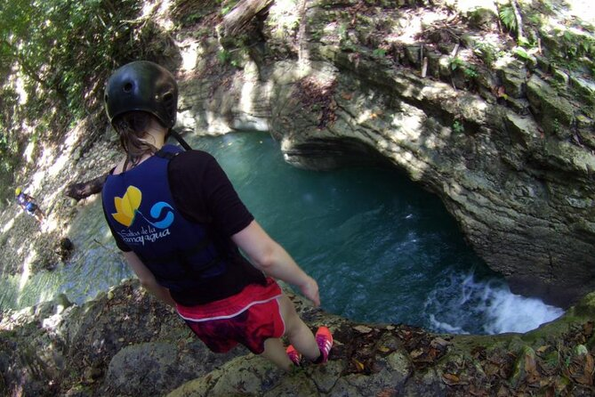 Taino Bay Shore Excursion: 7 Waterfalls & 8 Hands Free Zip Lines