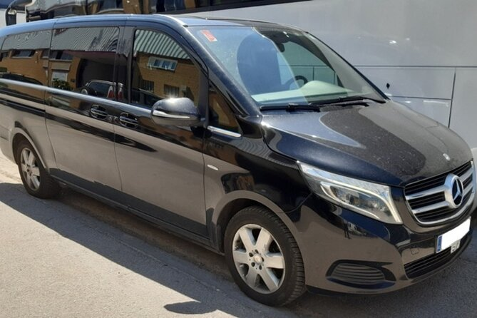 Private Transfer from Biarritz Airport to Madrid city