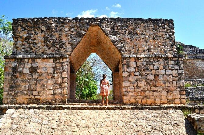 Special Offer! Tour to Ek Balam, Las Coloradas, Valladolid & Cenote Hubiku