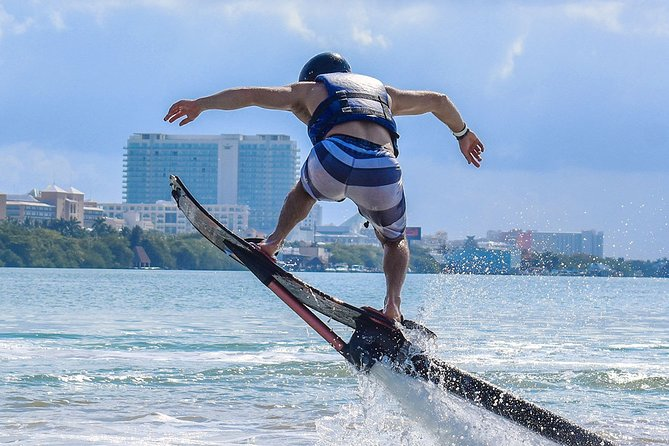 Experience the activity HOVERBOARD from Cancún for the best price Book Now!