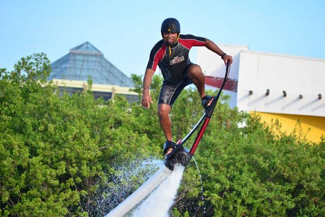 HOVERBOARD Adrenaline experience from Cancun for the best price