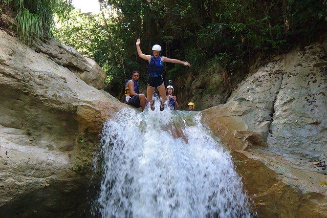 Taino Bay Puerto Plata Shore Excursion: 27 Waterfalls of Damajagua