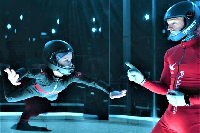 Cincinnati Indoor Skydiving Experience with 2 Flights & Personalized Certificate