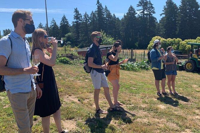 Taste of Willamette Valley Farm Tours