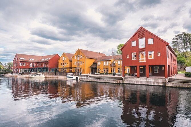 Kristiansand city highlights half-day private walking tour