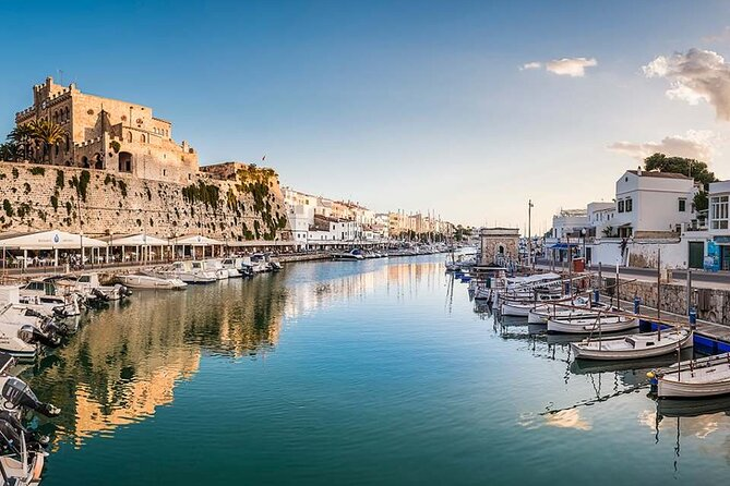 Half-day Private Stately Menorca Tour