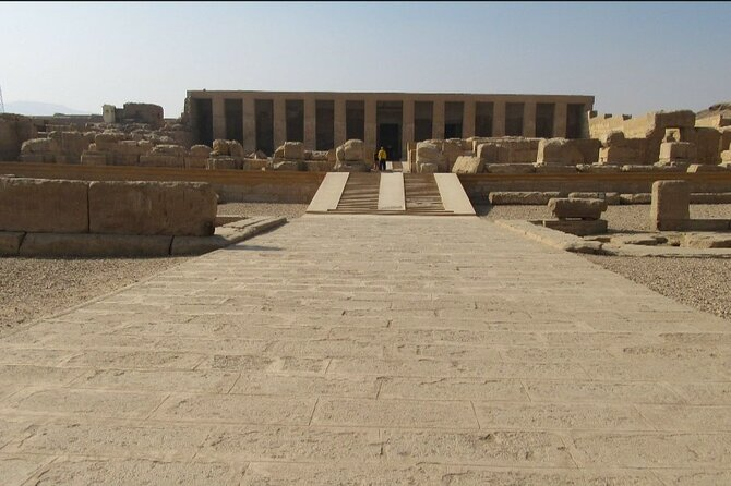 Abydos Temple and Dendera Day Tour With Lunch