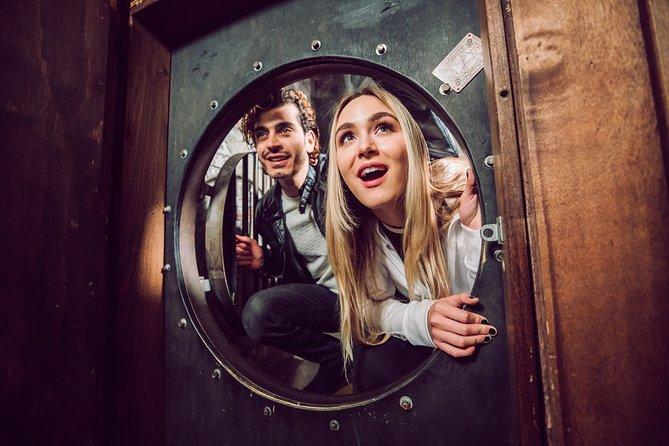 The Escape Game New York City: Epic 60-Minute Adventures