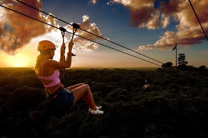 Xplor Fuego Adrenaline Tour in Riviera Maya