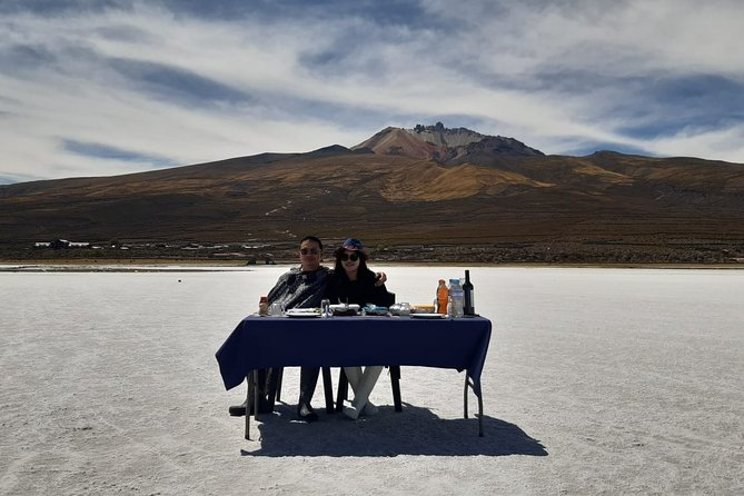 2-Day Private Tour Uyuni Salt Flats including Tunupa Volcano