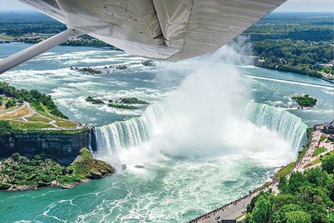 Breathtaking Niagara Falls Aerial Tour with iflyTOTO