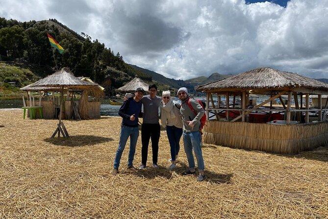 Excursão Privada de 6 Dias à Bolívia: La Paz-Uyuni Salinas-Lago Titicaca-Tihuanacu