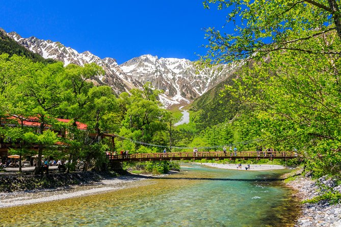 Japan Alps Kamikochi Day Hike with Government-Licensed Guide