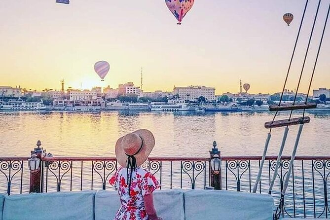 You Have To Do It Luxor with Tours & Hot Air Balloon,3 days includes hotel stay