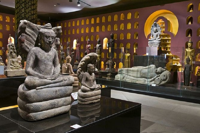 Angkor National Museum Admission
