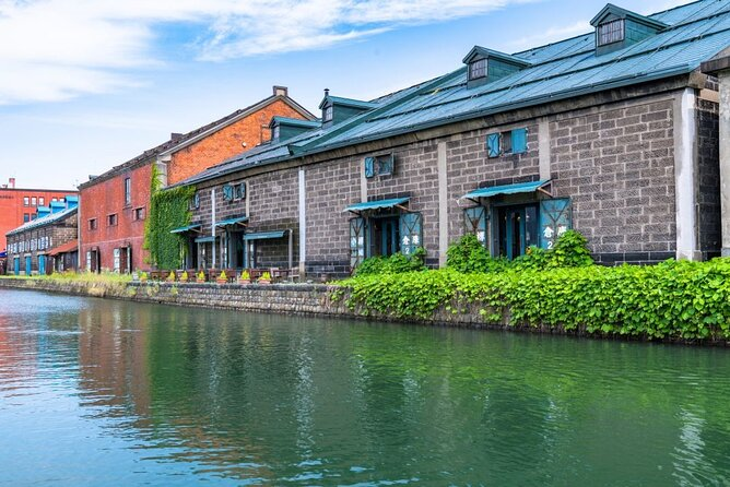 Otaru Half-Day Private Trip with Nationally-Licensed Guide