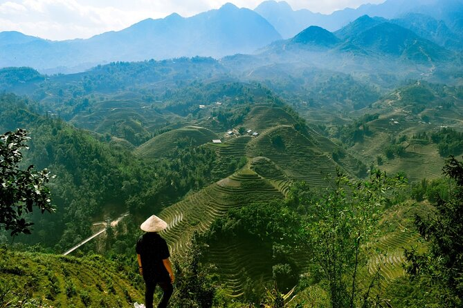 5 days Trekking from Hoang Lien National Park to Ban Ho valley