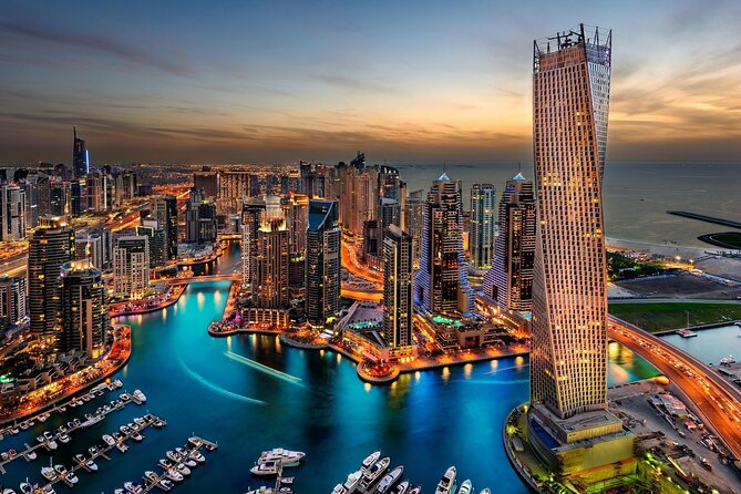 Trio Package - Dubai city tour + Desert Safari + Dhow cruise Dinner