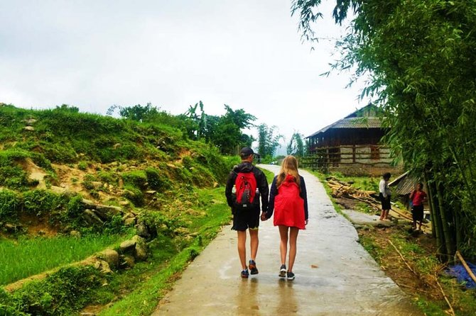 4 days Trekking though Muong Hoa valley to Ban Ho valley