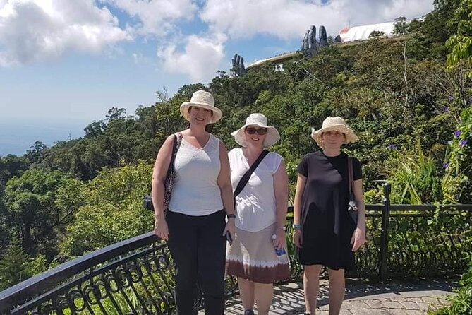 Private Car Transfer to Visit Golden Bridge Ba Na Hills & My Son Holyland