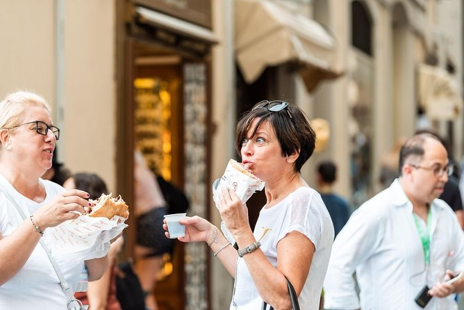 Rome StreetFood Walking Tour with Friendly Local Guide