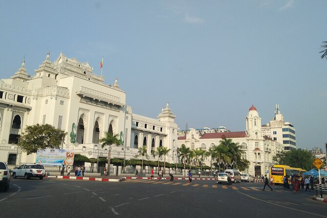 A day trip Yangon