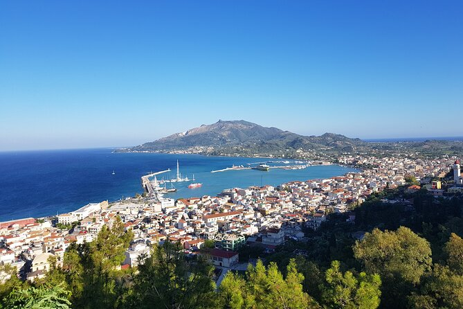 Amazing Full Day Tour to Zakynthos Island from Athens