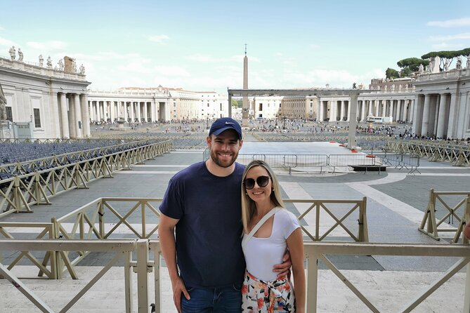 Skip-the-line Private Tour of The Vatican Museums Sistine Chapel and Saint Peter