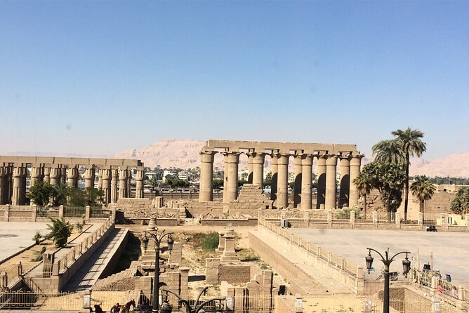 Full Day Luxor Tour From Cairo By Flight