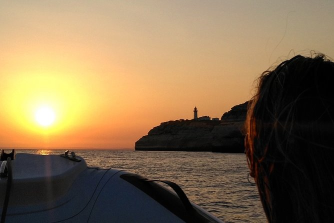 Sunset Benagil Tour - relax your vacations
