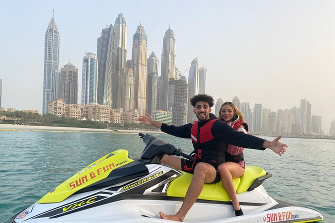 Jet-ski | Dubai Atlantis Hotel - 1H